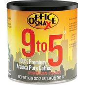 100% Pure Arabica Coffee, Original Blend, Sold as 1 Each