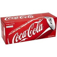 Coca-Cola (10x330ml) - Paquet de 2