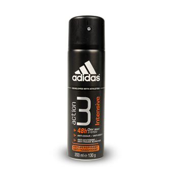 Deodorant Adidas intensive Spray 200ml