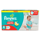 Culottes Baby Dry Pants Pampers T4 - x82