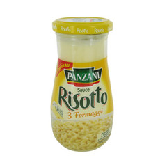 Panzani sauce risotto 3 fromages 370g