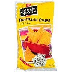 Tortillas Tables du Monde Chili 200g
