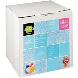Domedia kit de demarrage pour piscine le kit tous les for Demarrage piscine