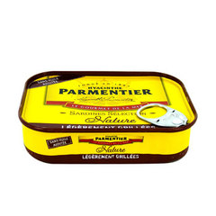 Sardines entieres grillees natures HYACINTE PARMENTIER, 100g