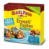 Old el paso kit crousti sans piment 541g