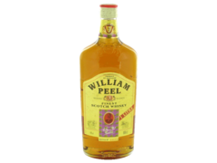 William Peel scotch whisky old 40° -100cl voyage a gagner