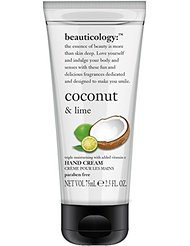 Baylis & Harding PLC Beauticology Coconut & Lime Crème pour Main en Tube 75 ml-Lot de 2