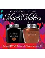 Cuccio Gel Duo Vernis à Ongles Never Can Say Mumbai
