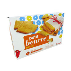 Petit beurre pocket - 36 biscuits Format Pocket.