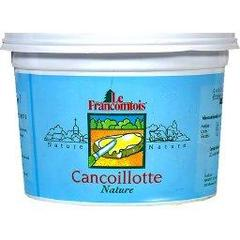 Le francomtois, Cancoillotte nature pot de 500g