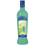 Pitterson cocktail blue manzana 15° -75cl