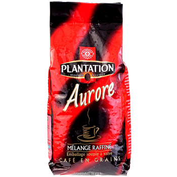 Cafe grain Plantation aurore Tradition 1kg