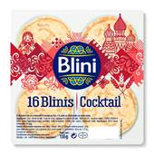 16 Blinis Cocktail