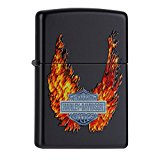 Briquet zippo harley davidson 60000087 wings