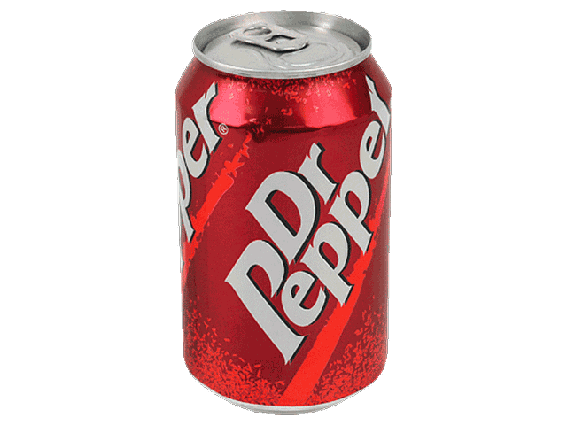 Dr pepper cannette 33cl