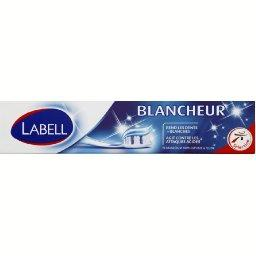 Dentifrice blancheur, le tube de 75ml