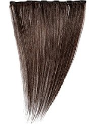 Love Hair Extensions - LHE/A1/QFC12/18/2 - 100 % Cheveux Naturels - Barrette Unique Extensions à Clipper - Couleur...