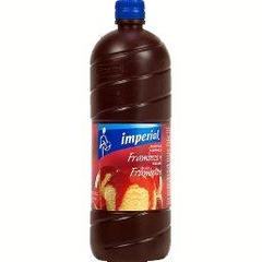 Topping nappage gout framboise, le flacon,1l