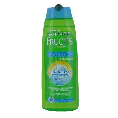 Shampooing fortifiant, agent anti-calcaire - Pure Brillance
