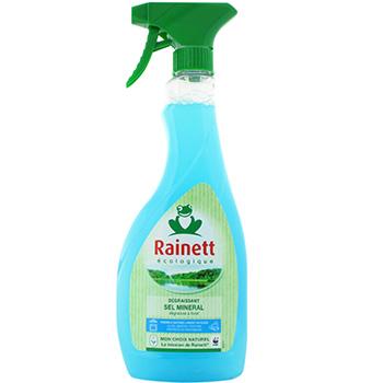spray nettoyant rainett degraissant 500ml tous les produits entretien de la maison prixing. Black Bedroom Furniture Sets. Home Design Ideas