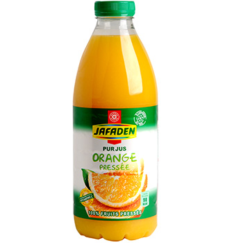 pur jus orange presse jafaden 1l tous les produits jus 100 pur jus prixing. Black Bedroom Furniture Sets. Home Design Ideas