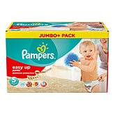 Couches Pampers Easy Up Jumbo box + x69
