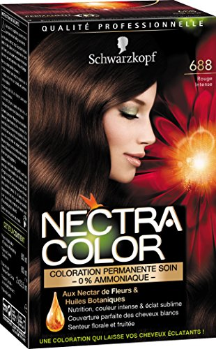 Nectra coloration n°668 noisette