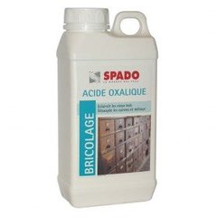 SPADO le Virulent Acide Oxalique Pot 750 g