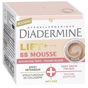 BB mousse teinte nude lift + DIADERMINE, pot de 50ml