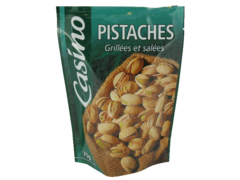 Pistaches Grillees et Salees