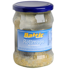 Harengs Rollmops 500g