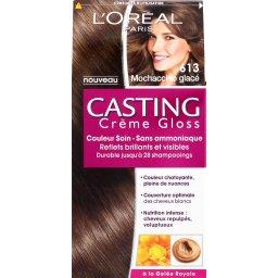 Casting creme gloss blond coloration 613 iced moccachino