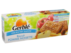 Gerble biscuits pommes noisettes 230g