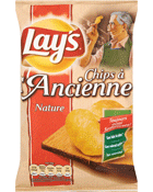 Chips a l'ancienne LAY'S, 150g