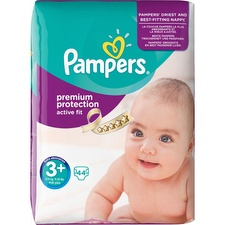 Couches taille 3 + : 5-10 kg Pampers