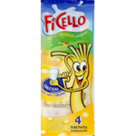 FICELLO a l'emmental au lait pasteurise, 22%MG, 4 sticks, 84g