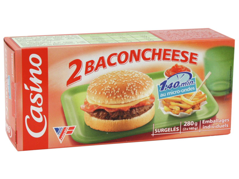 2 baconcheese