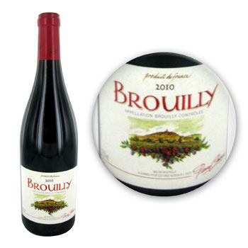 Pierre Chanau Brouilly 12,5° -75cl
