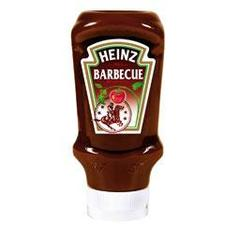 Heinz Tomato ketchup top down barbecue 570g