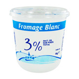 fromage blanc 3% 1kg