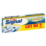 Signal dentifrice integral complet 2x100ml