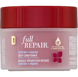 Masque capillaire reparateur intense Full Repair JOHN FRIEDA, 250ml