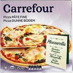 pizza mozzarella pate fine tous les produits pizzas quiches galettes prixing. Black Bedroom Furniture Sets. Home Design Ideas