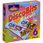 Discobits Biscuits 6x27g