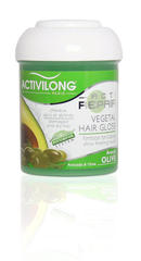 Activilong Actirepair Brillantine Végétale Hair Gloss aux Huiles d'Olive et Avocat Bio 125 ml