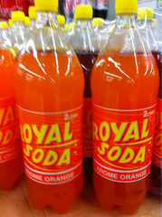 ROYAL SODA 2 L ORANGE