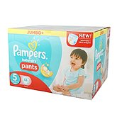 Change bébé Pampers Dry pants jumbo T5 X64