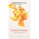 Hampstead Tea Thé Citron Orange 20 Sachets
