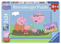 Puzzles- Peppa Pig