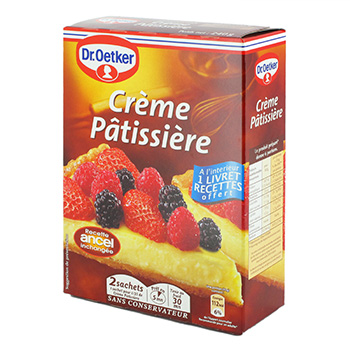 Creme patissiere D.Oetker 2 sachets 240g